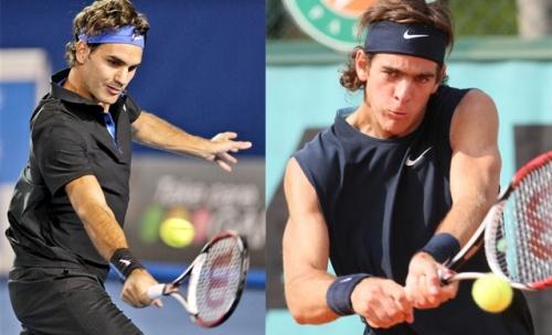 Federer Vrs Del Potro